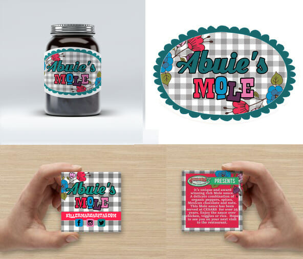 Products & Labels 3