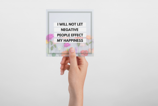 20 Affirmation cards- Feminine 1